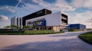 Nieuwbouw bedrijfshal Plastchem